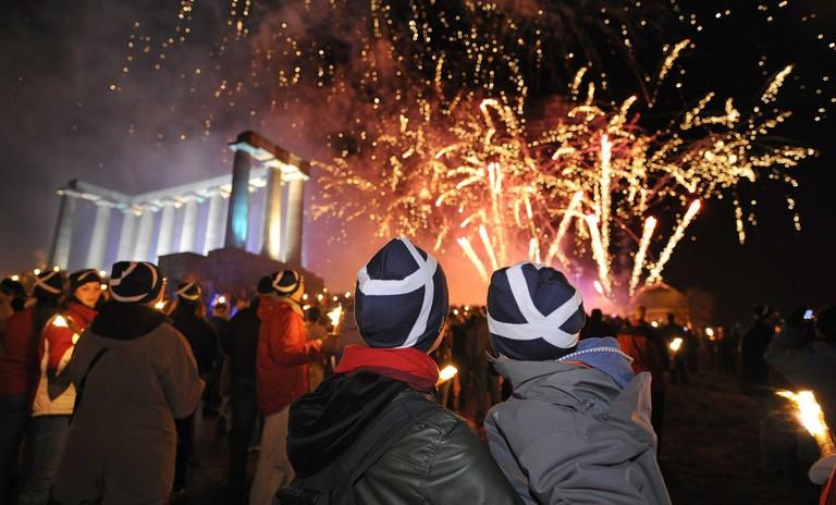 Fireworks © This is Edinburgh / Flickr