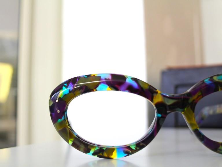 General Eyewear handmade in archival acetate | © General Eyewear