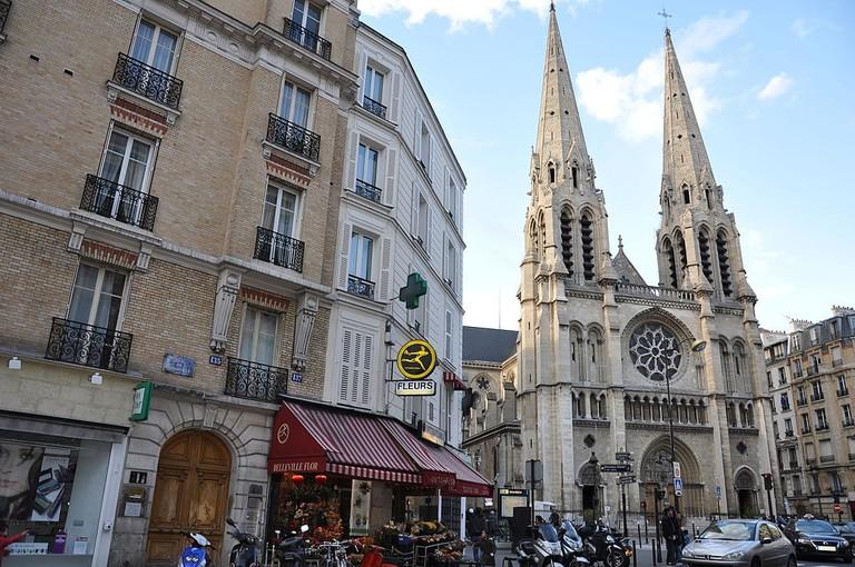 Église_Saint-Jean-Baptiste_de_Belleville,_Paris_6_April_2008 (2)