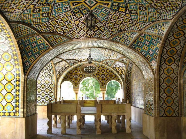Golestan Palace, Tehran | ©Fulvio Spada:flickr