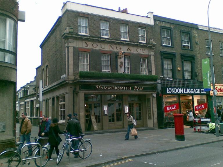 HammersmithRam
