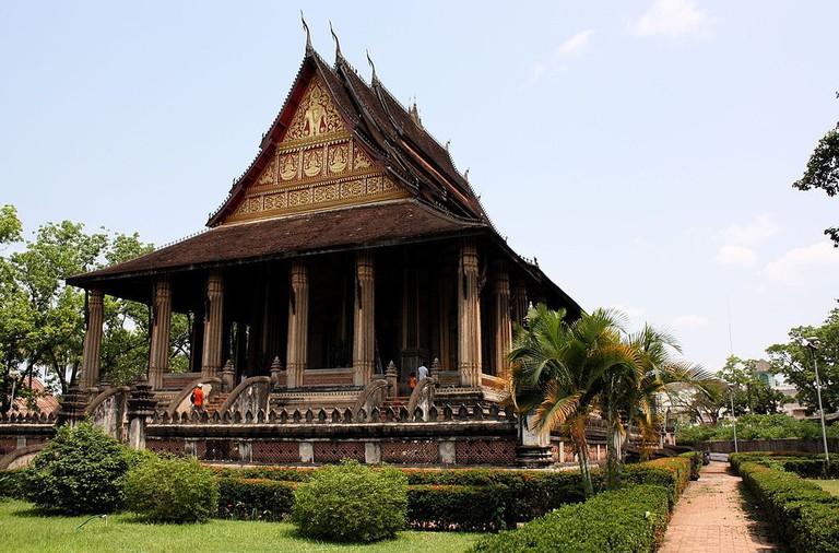 Haw Phra Kaew | © Dan Searle/WikiCommons