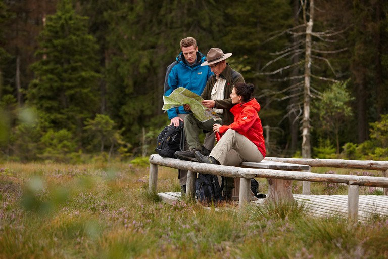 Hiking in the Harz National Park ©HTV, M. Gloger