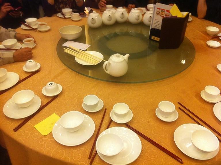 Hong Kong Tea
