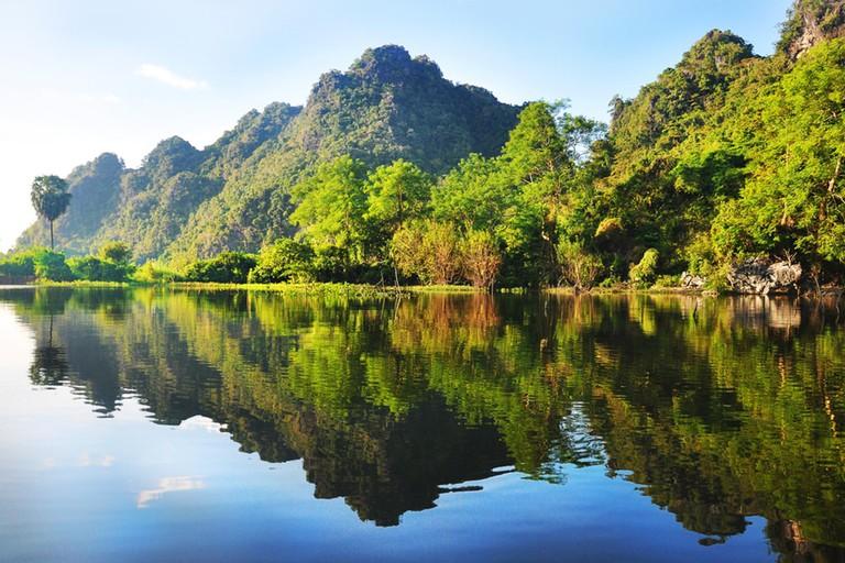 Hpa-An-Secret-Lake
