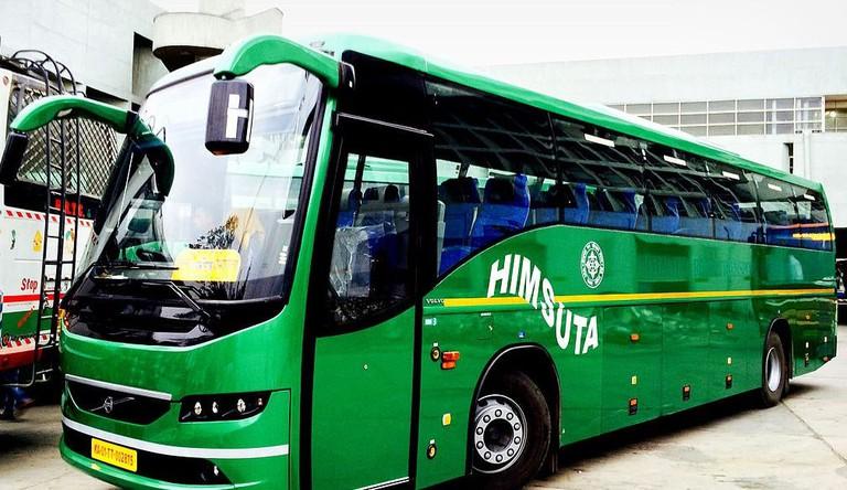 HRTC Volvo