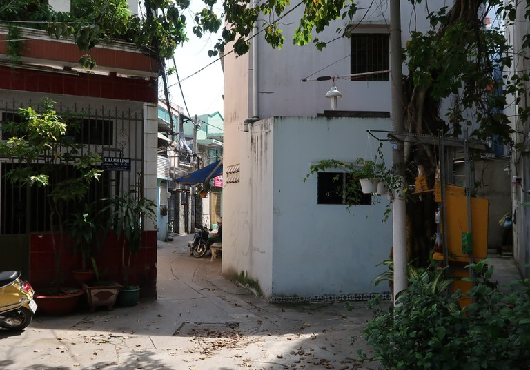 Binh Thanh's meandering alleys | Sam Roth