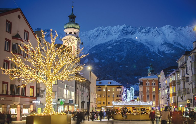 Innsbrucks romantic Christmas markets - 6