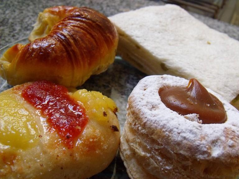 Facturas, Argentine pastries