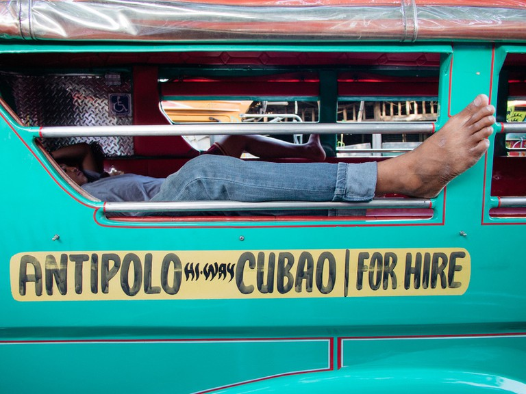 The Jeepney-Manila-Philippines