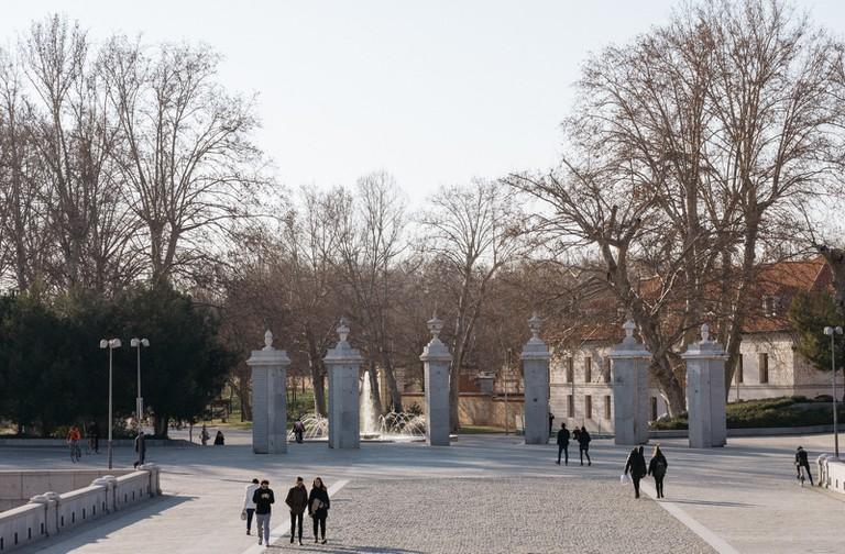 Casa De Campo-Madrid-Spain