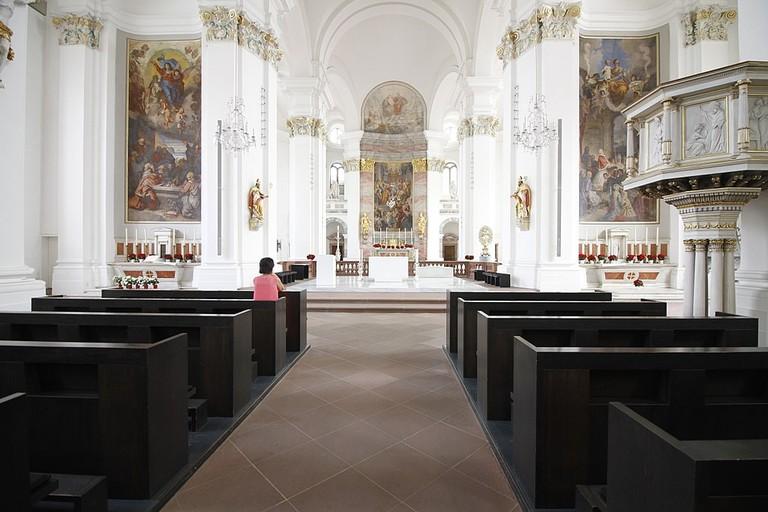 Jesuit Church, Heidelberg