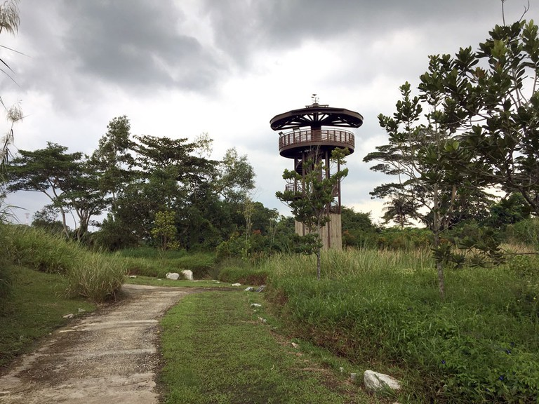 Kranji Marshes Viewing Tower