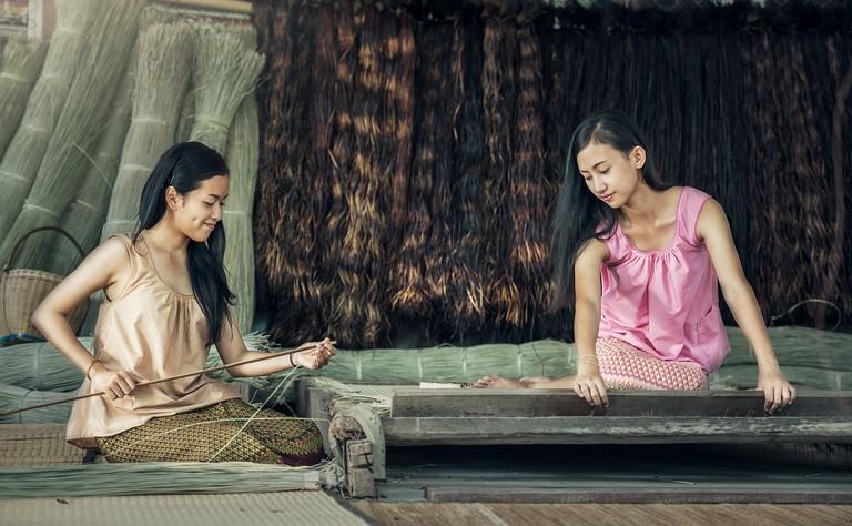 Weavers | © Sasint/Pixabay