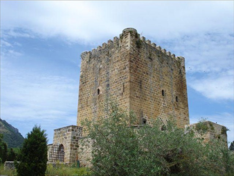 Castillo de los Velasco, Lezana   Courtesy of Tranio.com