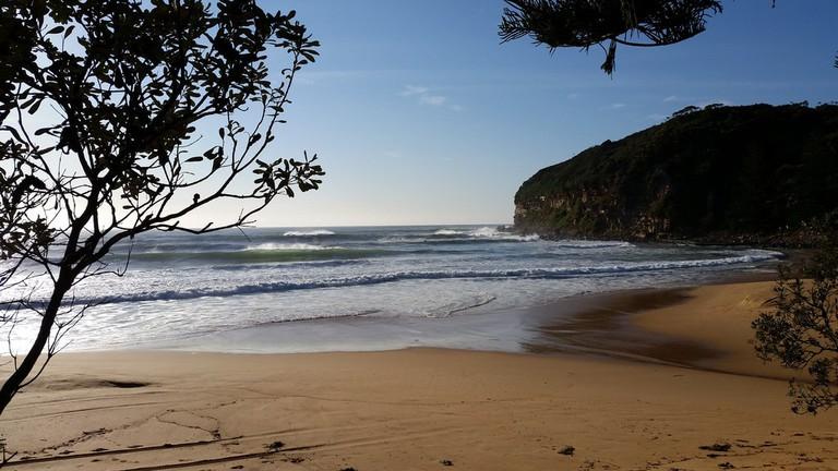 Macmasters Beach waves   © Doug Beckers:Flickr