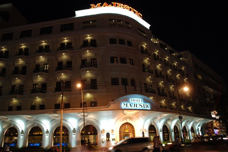 Hotel Majestic Saigon   © Marufish /Flickr