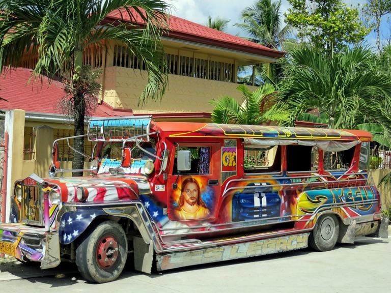 https://pixabay.com/en/bus-jeepney-colorful-transport-1196446/