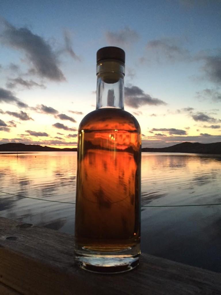 Myken whisky | Courtesy of Myken Destilleri