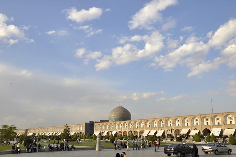 Naqshe-Jahan, Isfahan | ©Babak Farrokhi:flickr