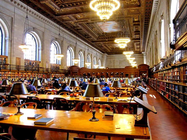 New York Public Library | Travis Wise Flickr