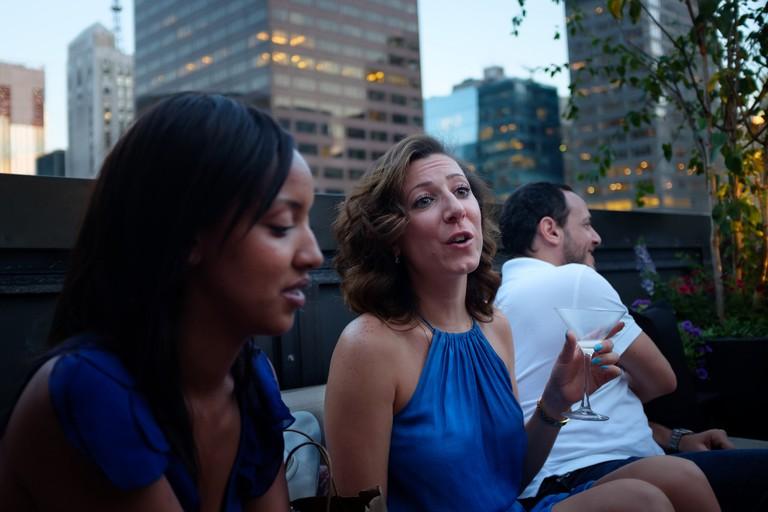 New York rooftop bar | Kristoffer Trolle Flickr