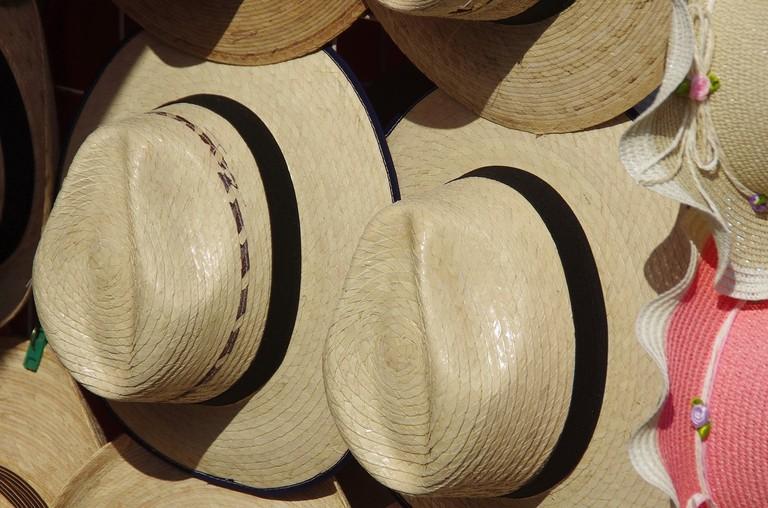 Panama hat | DEZALB / Pixabay