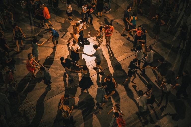 Dancing in the Shadows   © Ardian Lumi/Unsplash
