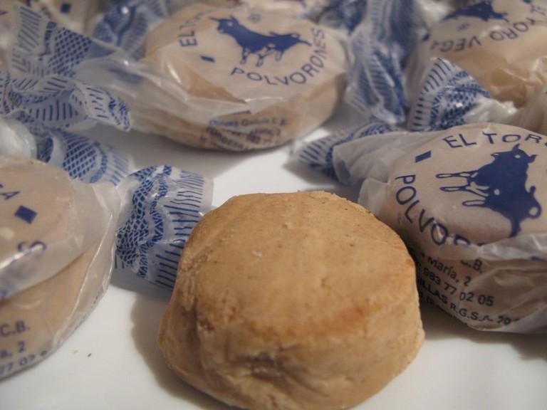 Spanish Polvorones | ©Roinpa / Wikimedia commons