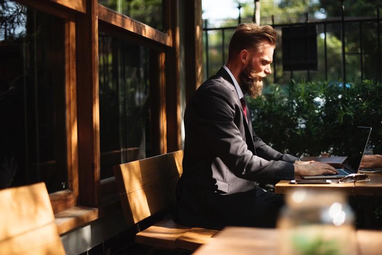 Man working | © rawpixel.com / Unsplash
