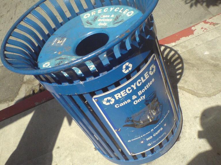 Recycle | © Thunderchild7 / Flickr