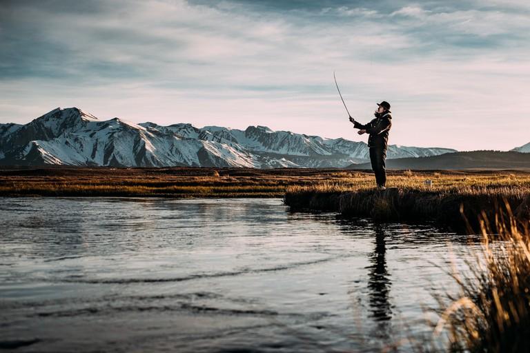 Fishing for compliments   © Robson Hatsukami Morgan / Unsplash