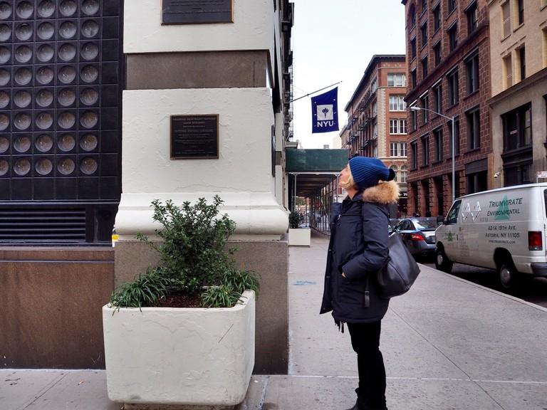 NYU's Brown Building   © Culture Trip / Nikki Vargas