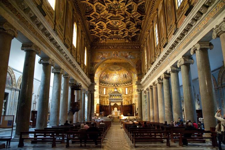 Santa Maria in Trastevere | © Matthew Kneale