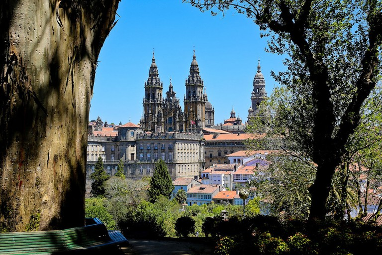 Santiago de Compostela | ©Galicia Photo Tour / Flikr