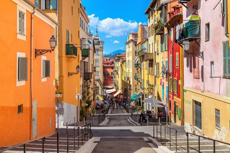 Nice's old town | ©Rostislav Glinsky / Shutterstock