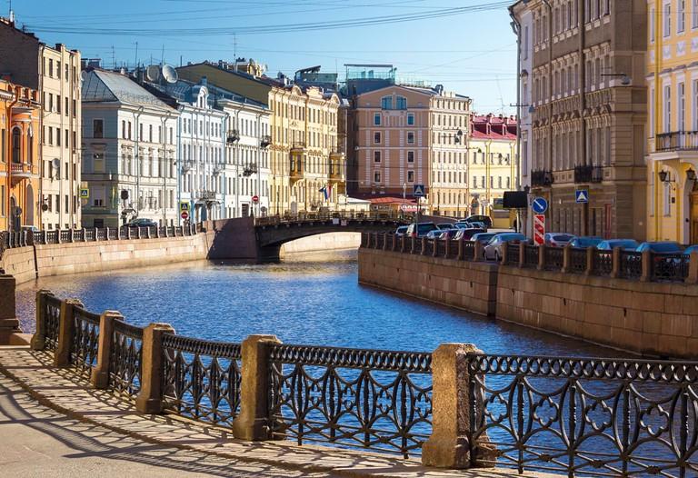 St. Petersburg |©Julia Rumyantseva / Shutterstock