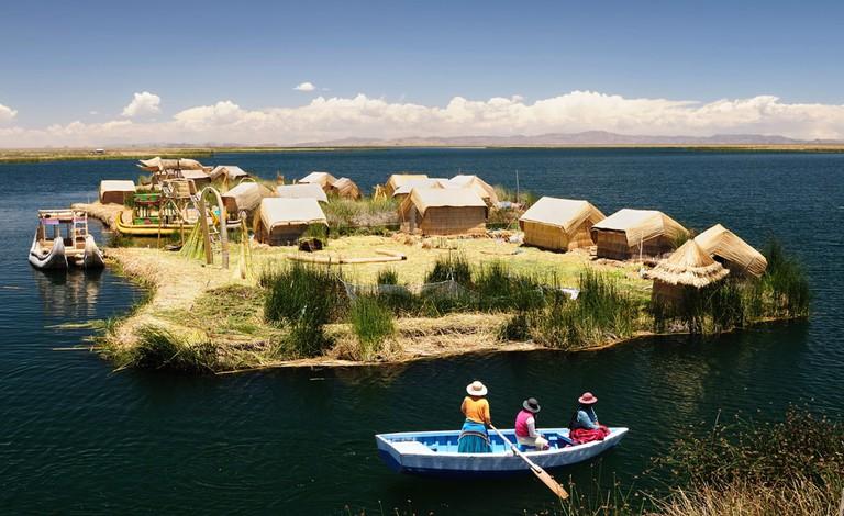 Lake Titicaca, Peru | © Rafal Cichawa/Shutterstock