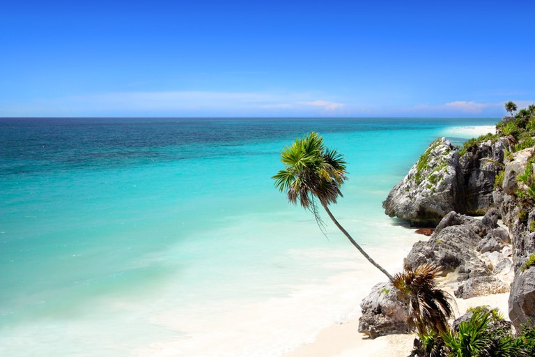Mayan Riviera, Tulum, Mexico | © Joao Virissimo/Shutterstock