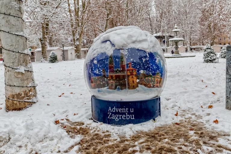 Zagreb Advent | © OPIS Zagreb/Shutterstock