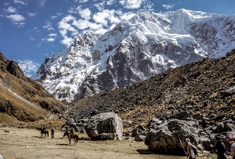 Approaching Salkantay Mountain, Peru | © Scott Biales/Shutterstock