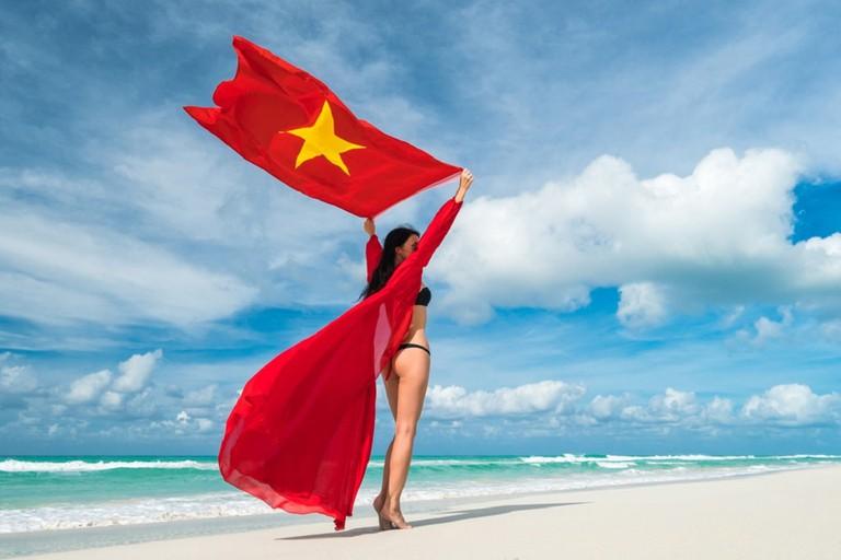 Patriotism comes in many forms   © simonovstas/shutterstock