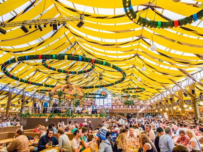 Octoberfest in Munich, Germany | © Takashi Images/Shutterstock
