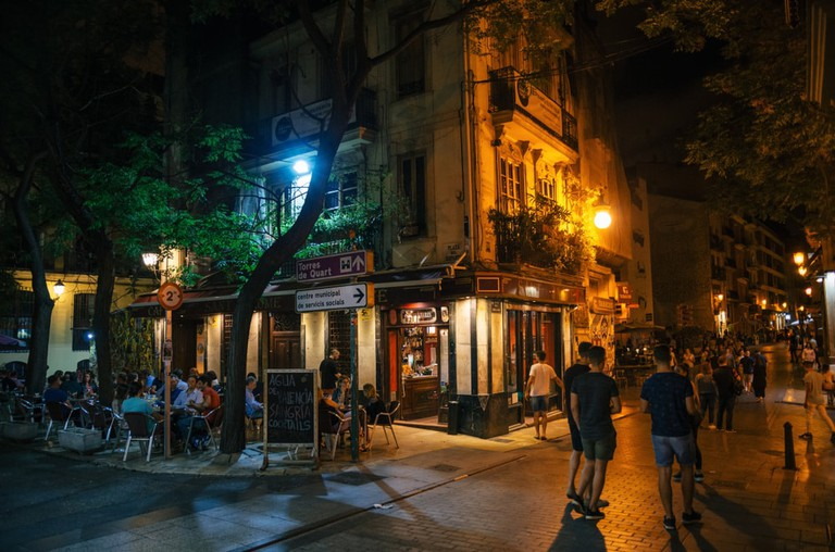 Valencia by night, Spain | © Andrei Bortnikau/Shutterstock
