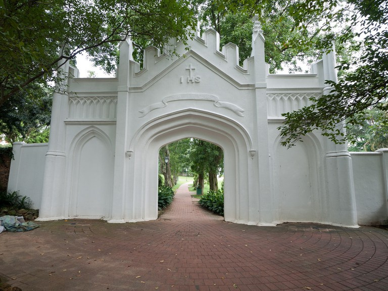 Singapore Fort Canning Park