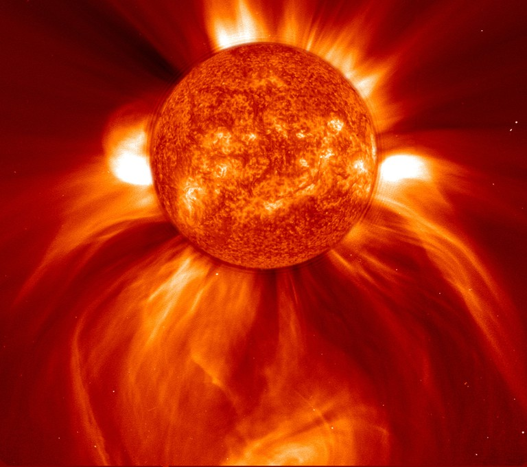 Nuclear Fusion looks to use the same process as the sun for energy | © NASA