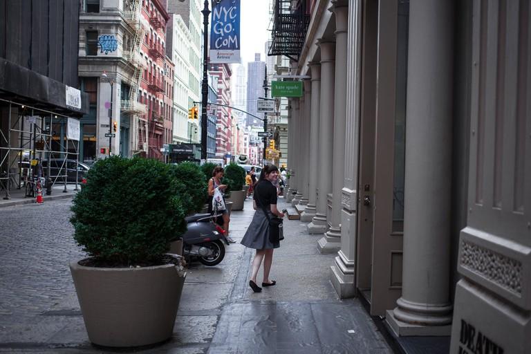Soho, New York   Matt Biddulph Flickr