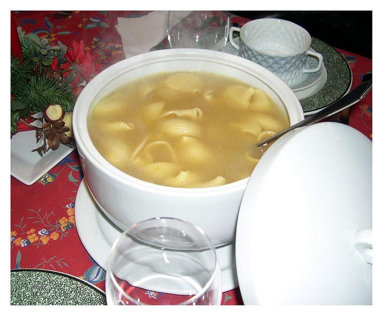 Sopa de Galets | ©Emi Yañez / Flickr