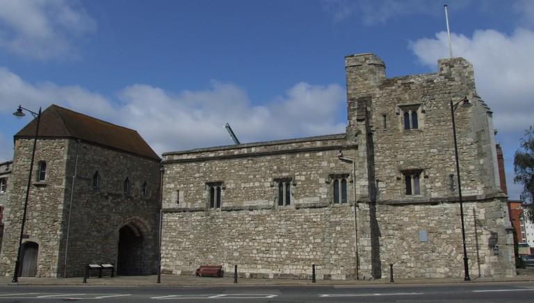 Southampton - God's house Wikicommons
