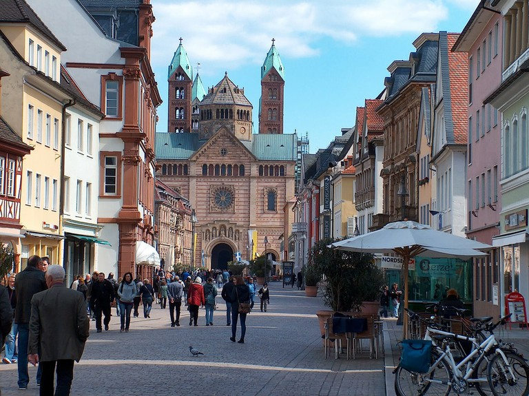 Speyer Cathedral, Germany
